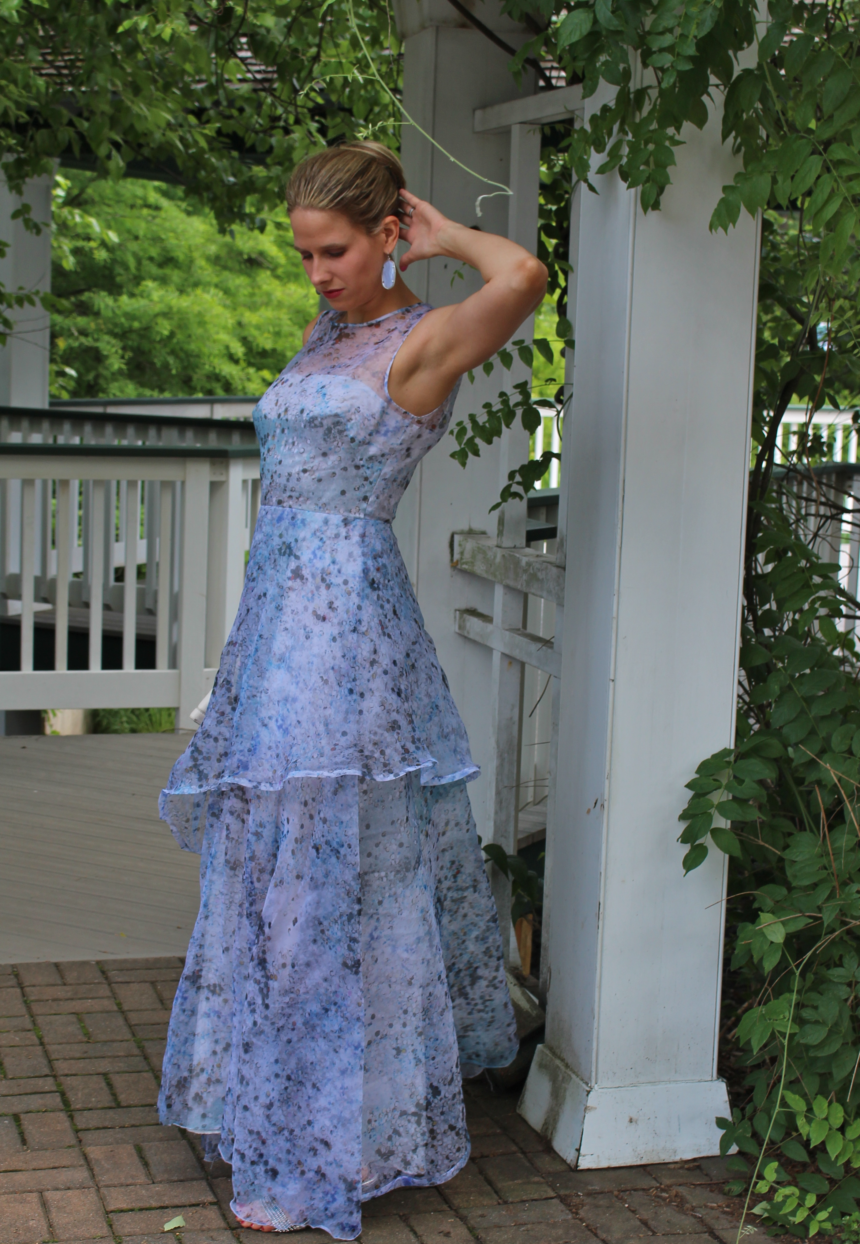 Black Tie Wedding Guest With Rent The Runway Ginnys Closet - Rent Dress For Wedding Guest